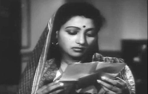Suchitra Sen in Devdas