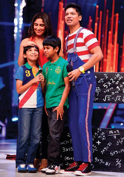 Shaan, Radhika, Shubh and Soham