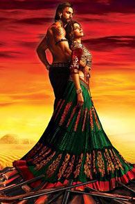 Ranveer Singh and Deepika Padukone in Ram Leela