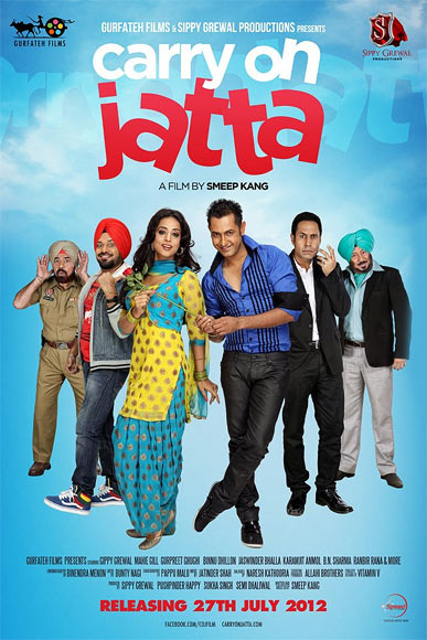 The Carry on Jatta poster