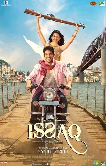 Movie poster of Issaq