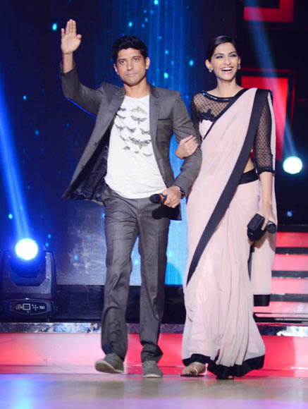 Farhan Khan and Sonam Kapoor
