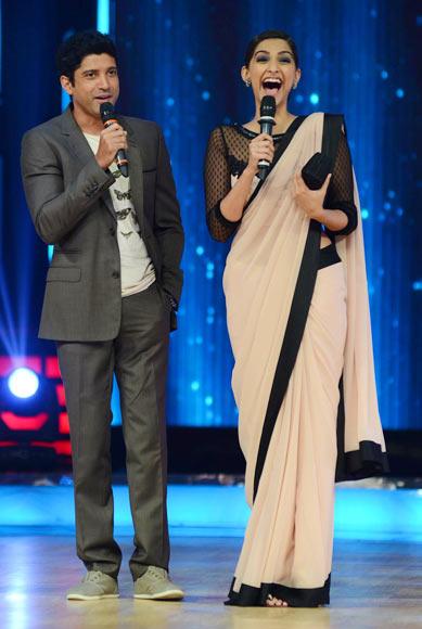Farhan Akhtar and Sonam Kapoor