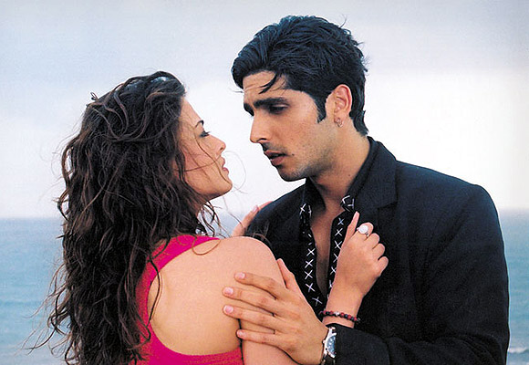 Aishwarya Rai Bachchan and Zayed Khan in Shabd