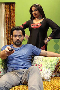 A scene from Ghanchakkar