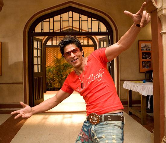Shah Rukh Khan in Rab Ne Bana Di Jodi