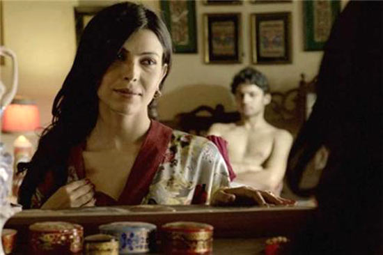 Shilpa Shukla and Shadab Kamal in BA Pass