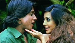 A scene from Rajni Kantha