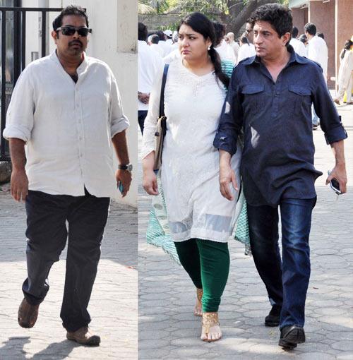 Shankar Mahadevan, Anand Raj Anand