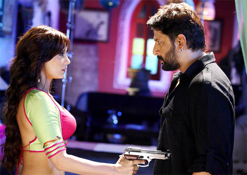 A scene from Zila Ghaziabad