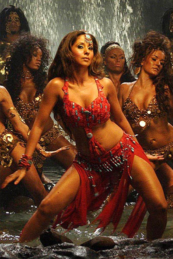 Urmila Matondkar in Ram Gopal Varma Ki Aag