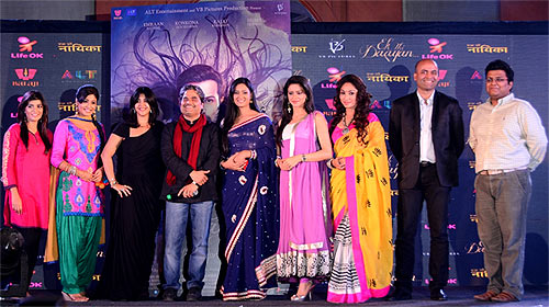 Pooja Gor, Kritika Kamra, Ekta Kapoor, Vishal Bhardwaj, Shweta Tiwari, Aamna Shariff, Mouli Ganguly and Ajit Thakur