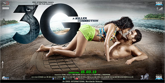 The 3G poster