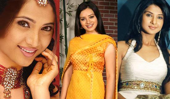 Shilpa Anand, Sukirti Kandpal, Jennifer Winget