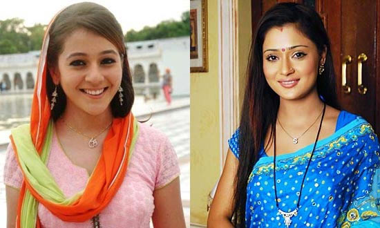 Priyal Gor and Sara Khan as Mona