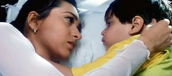 Karisma Kapoor in Shakti: The Power