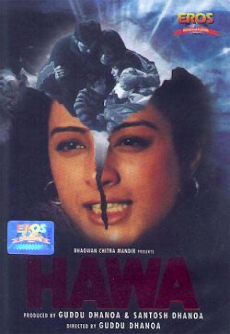 Movie poster of Hawa