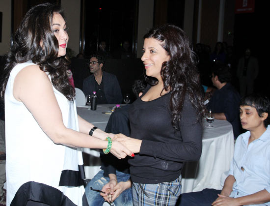Tina Ambani and Zoya Akhtar