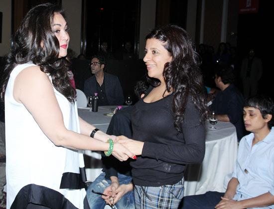 Tina Ambani and Zoya Akhtar