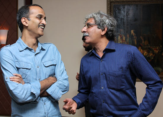 Rohan Sippy and Sriram Raghavan