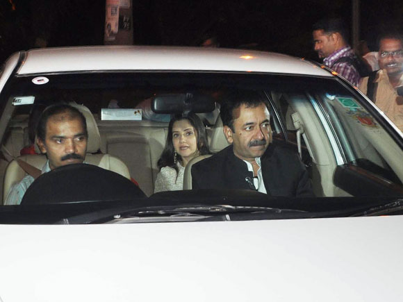Rajkumar Hirani and Anupama Chopra