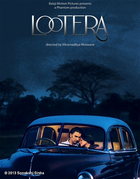 Movie poster of Lootera