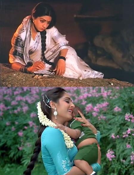 Sridevi, Jaya Prada