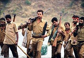 Irrfan in Paan Singh Tomar