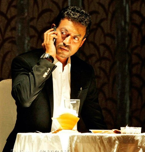 Irrfan Khan in Yeh Saali Zindagi