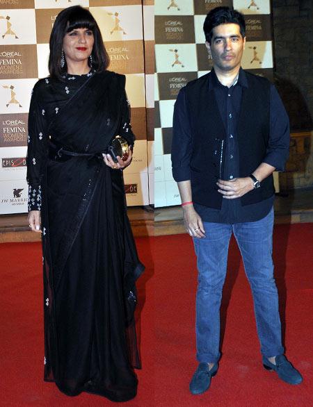 Neeta Lulla, Manish Malhotra
