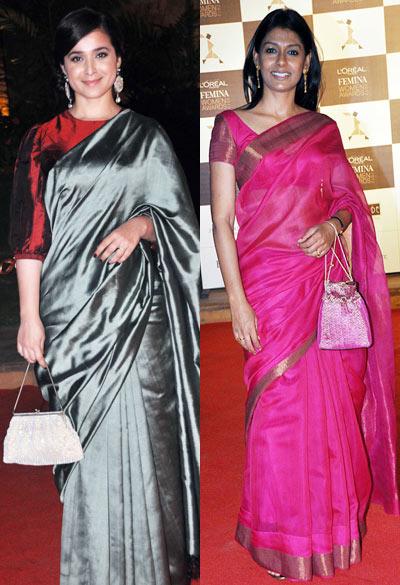 Nandita Das and Simone Singh