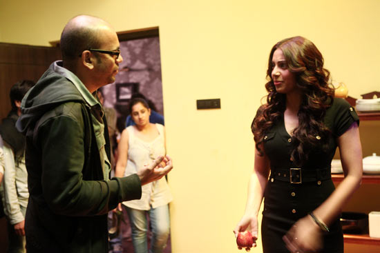 Director Suparn Verma and Bipasha Basu