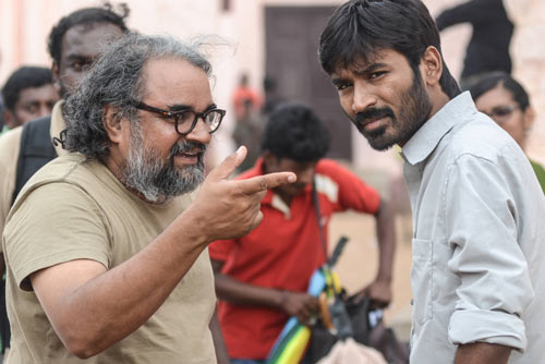 Bharat Bala and Dhanush