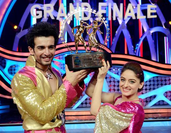 Jay Bhanushali and Mahhi Vij
