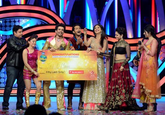 Sajid Khan, Mahhi Vij, Jay Bhanushali, Terrance Lewis, Shilpa Shetty and Tamannah