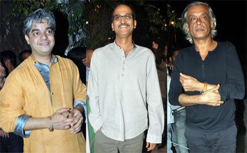 Shaad Ali, Rohan Sippy, Sudhir Mishra