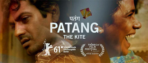 The Patang poster