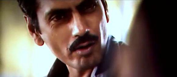 Nawazuddin Siddiqui in Kahaani