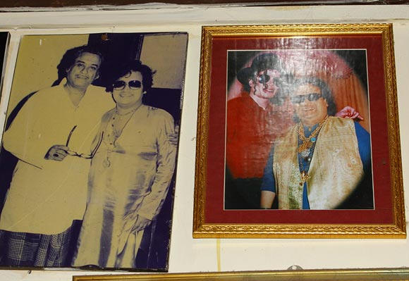 Bappi Lahiri prized possesions