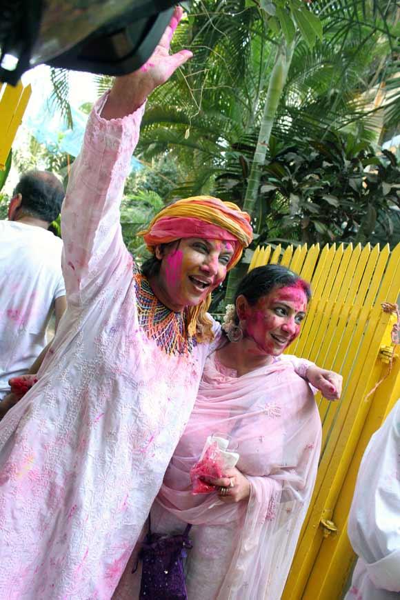 Shabana Azmi and Divya Dutta