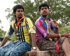 A scene from Kedi Billa Killadi Ranga