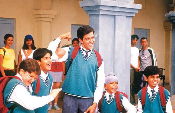 Hrithik Roshan in Koi Mil Gaya
