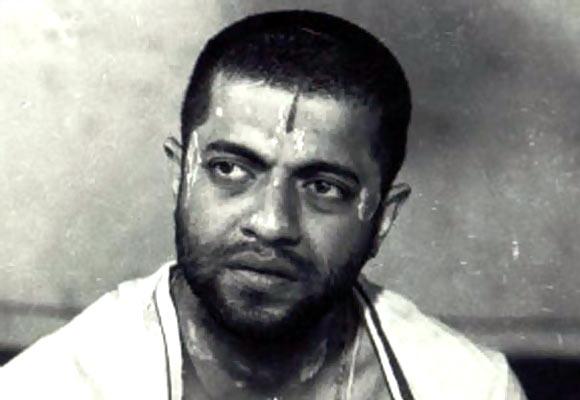 Girish Karnad in a scene from Samskara