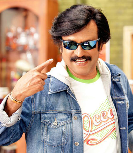 Rajinikanth in Sivaji