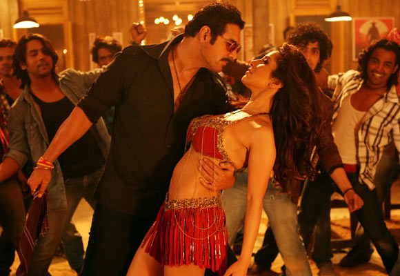 John Abraham and Sophie Choudry in Shootout At Wadala
