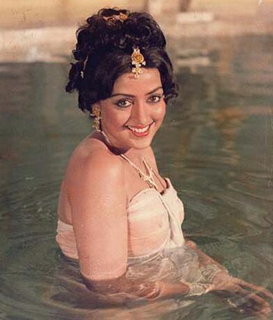 Hema Malini in Azaad