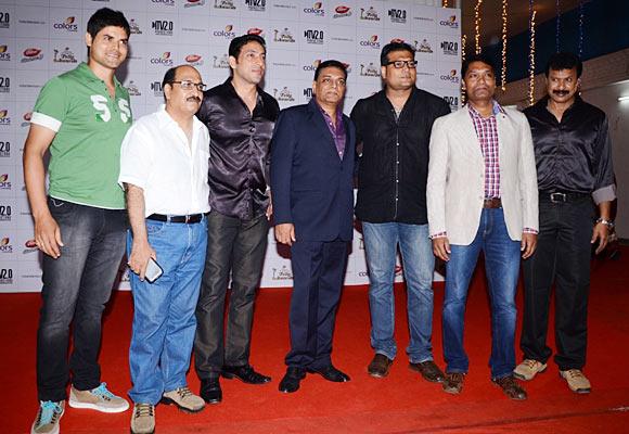 Abhay Shukla, Narendra Gupta, Hrishikesh Pandey, BP Singh, Dayanand Shetty, Aditya Srivastava, Dinesh Phadnis