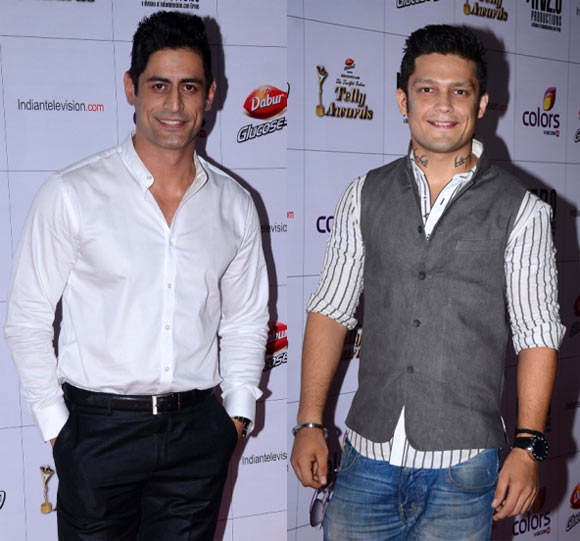Mohit Raina, Sidhharth Bhardwaj