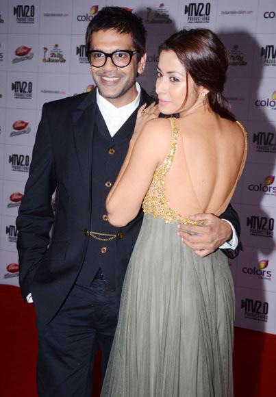 Rocky S and Madhura Naik