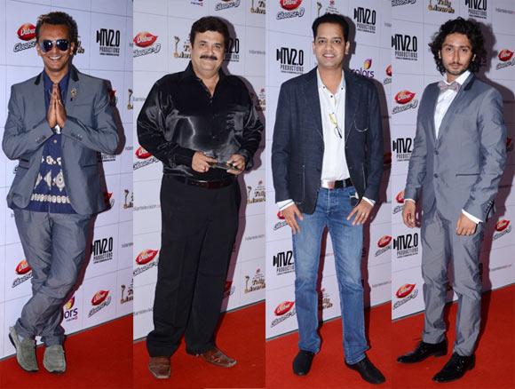 Imam Siddique, Rasik Dave, Rahul Mahajan, Kunal Karan Kapoor